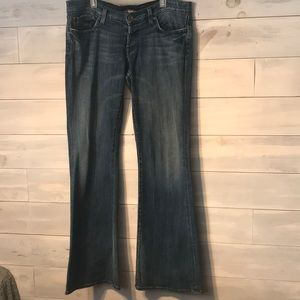 LUCKY BRAND Reg. Inseam LIL MAGGIE flare jeans 10